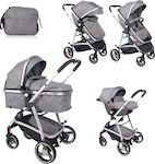Lorelli Bertoni Sola Set 3 in 1 Grey