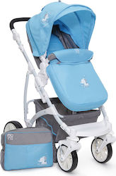 Moni Tala 2 in 1 Blue