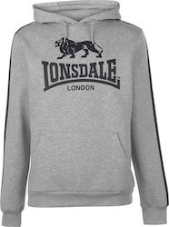 Lonsdale Two Stripe 535016 Grey