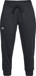 Under Armour Slim Leg Pants Crop 1320610-001