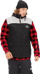 PICTURE CRISPIN RIDINGO SNOW JACKET BLACK