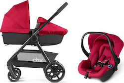 CBX Onida Travel System Crunchy Red