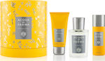 Acqua di Parma Artist Edition Set Colonia Pura Eau de Cologne 100ml, Shower Gel 75ml, Deodorant Spray 50ml