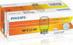 Philips WY21W Vision Conventional 12V 10τμχ