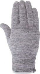 Gloves Uni 4f H4Z18-REU003 gray