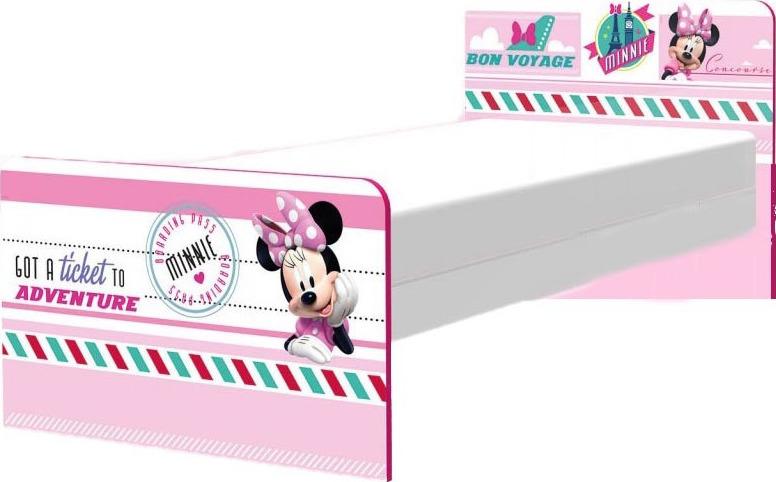 43994816213 Προσθήκη στα αγαπημένα menu Minnie Mouse Μονό Ροζ/Λευκό