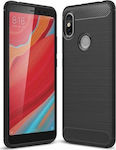 OEM Carbon Fiber Brushed Μαύρο (Xiaomi Redmi Note 6 Pro)