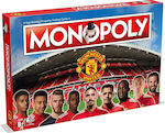 Winning Moves Monopoly Manchester United F.C English Edition