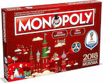 Winning Moves Monopoly Fifa World Cup 2018 English Edition