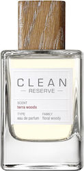 Clean Beauty Reserve Terra Woods Eau de Parfum 100ml