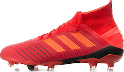 f1a7ff0df0b Adidas Predator 19.1 Firm Ground Cleats BC0552