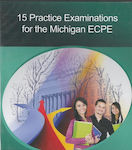 15 PRACTICE EXAMINATIONS 1 ECPE CD CLASS