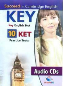 SUCCEED IN CAMBRIDGE ENGLISH KEY KET CDS