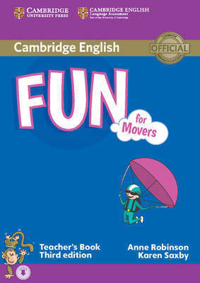 FUN FOR MOVERS - TEACHER BOOK WITH AUDIO