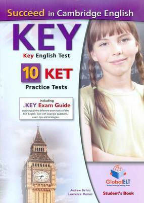 SUCCEED IN CAMBRIDGE KEY 10 PRACTICE TESTS SELF STUDY