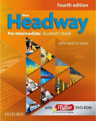 NEW HEADWAY PRE-INTERMEDIATE Student 's Book (+ iTUTOR) 4TH ED
