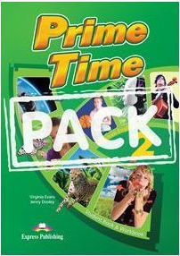 PRIME TIME 2 STUDENT'S PACK (+CD)