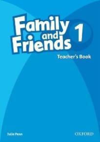 FAMILY AND FRIENDS 1 Teacher 's book