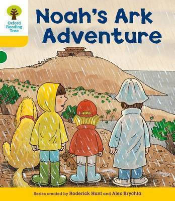 OXFORD READING TREE NOAH'S ARK ADVENTURE (STAGE 5) PB