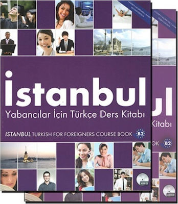 ISTANBUL B2 STUDENT'S BOOK & WORKBOOK (+CD)