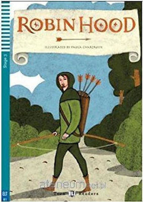 TEEN ELI READERS 3: ROBIN HOOD B1 (+ CD)