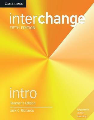 INTERCHANGE INTRO Teacher 's book (+ COMPLETE ASSESSMENT) 5TH ED
