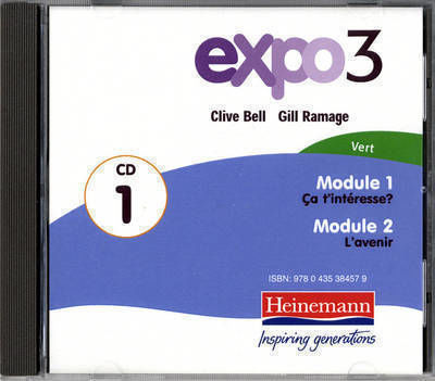 EXPO 3 AUDIO CD (3)