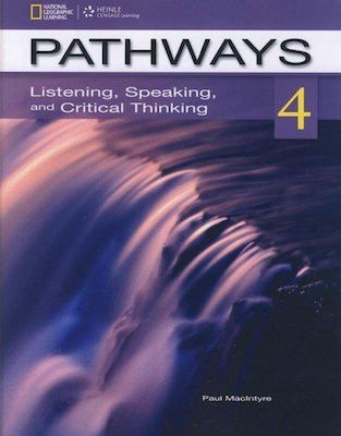 PATHWAYS LISTENING & SPEAKING 4 Student 's Book (+ ONLINE workbook ACCESS CODE)