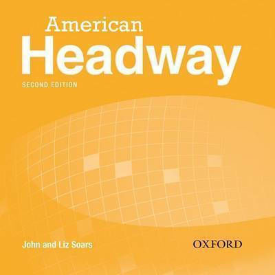 AMERICAN HEADWAY 2 AUDIO CD (3) 2nd edition