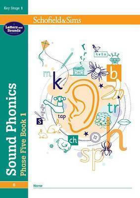 SOUND PHONICS PHASE FIVE PB