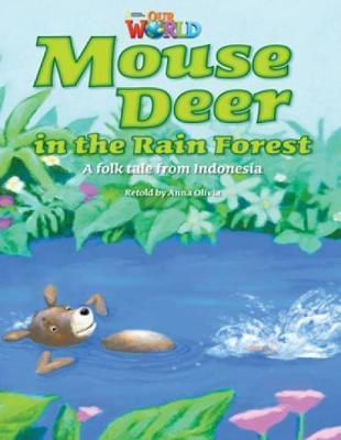 OUR WORLD 3: MOUSE DEER IN THE RAINFOREST - BRE