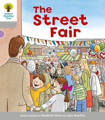 OXFORD READING TREE THE STREET FAIR (STAGE 1) PB