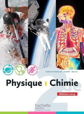 PHYSIQUE - CHIMIE 2nd edition
