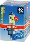 Osram H4 All Season Super 12V 1τμχ