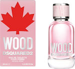Dsquared2 Wood For Her Eau de Toilette 30ml