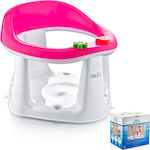 Baby Jem Bath & Feed Seat Ροζ
