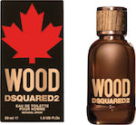 Dsquared2 Wood For Him Eau de Toilette 30ml