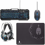 Spartan Gear Hydra Gaming Combo