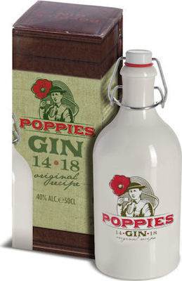 Rubbens Poppies 14-18 Τζιν 500ml