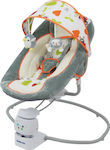 BabyMix 360 Bouncer Grey/Orange