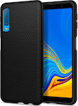 Spigen Liquid Air Matte Black (Galaxy A7 2018)