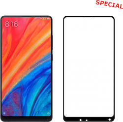 Idol 1991 Full Face Tempered Glass Special Black (Mi Mix 2S)