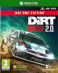 Dirt Rally 2.0 (Day One Edition) XBOX ONE