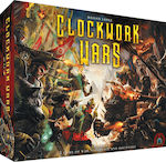 Eagle-Gryphon Games Clockwork Wars Painted Generals Edition