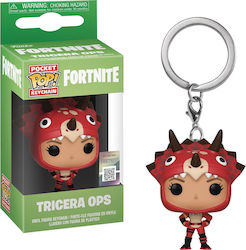 Pocket Pop! Keychain Games: Fortnite - Tricera Ops