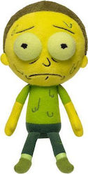 Plushies: Rick and Morty - Morty (Toxic)