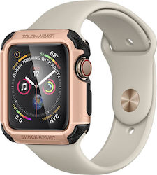 Spigen Apple Watch Series 4 (44mm) Case Tough Armor Rose Gold