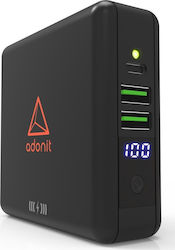 Adonit Wireless TravelCube 3-in-1 6700mAh
