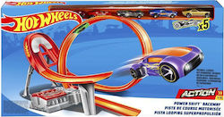 Mattel Hot Wheels Power Shift Raceway Track Set
