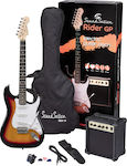 Soundsation Rider GP Sunburst Set